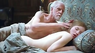 Young slut for old cocks