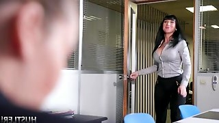 Valentina Ricci - Office Sex