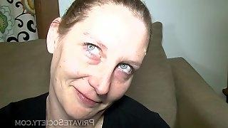 Wonderful Amateur wife getting creampied
