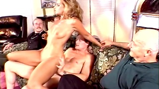 Wife Turns Into Super Slut For Husband To Make Some