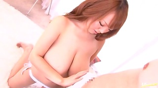 Busty Asian engrave Hitomi Tanaka knwos how to pleasure a detect