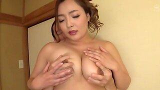 Asian unpaid Koino Botan moans during passionate fucking