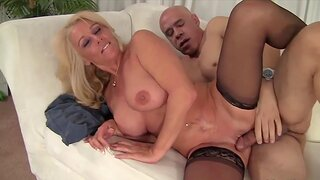 blonde old women enjoy their adult pussies getting fucked deep and good with hard dicks