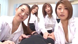 Hardcore must sex in HD POV video with respect to Japanese Hamasaki Mao